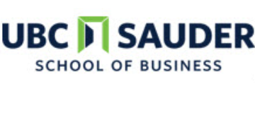 Sauder School of Business, Finance Division, University of British Columbia logo