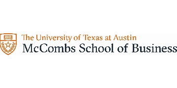 Finance Department, McCombs School of Business logo