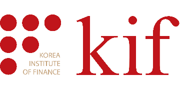 Korea Institute of Finance (KIF) logo
