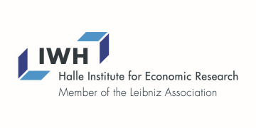 Halle Institute for Economic Research (IWH) – Member of the Leibniz Association logo