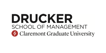 Claremont Graduate University, Drucker School of Management logo