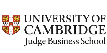 Cambridge Judge Business School, University of Cambridge logo