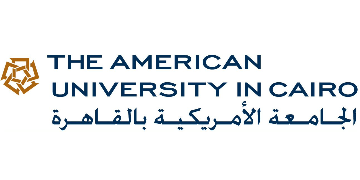 The American University in Cairo logo