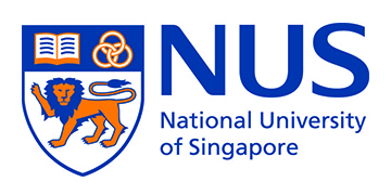 National University of Singapore logo