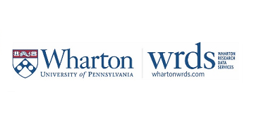 Wharton Research Data Services(WRDS), University of Pennsylvania logo