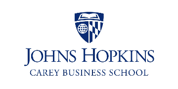 Johns Hopkins University Carey Business School logo