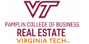 Virginia Tech-Real Estate logo