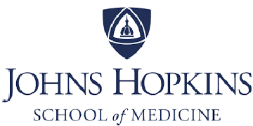 Johns Hopkins University, School of Medicine logo