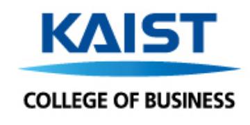 KAIST College of Business logo